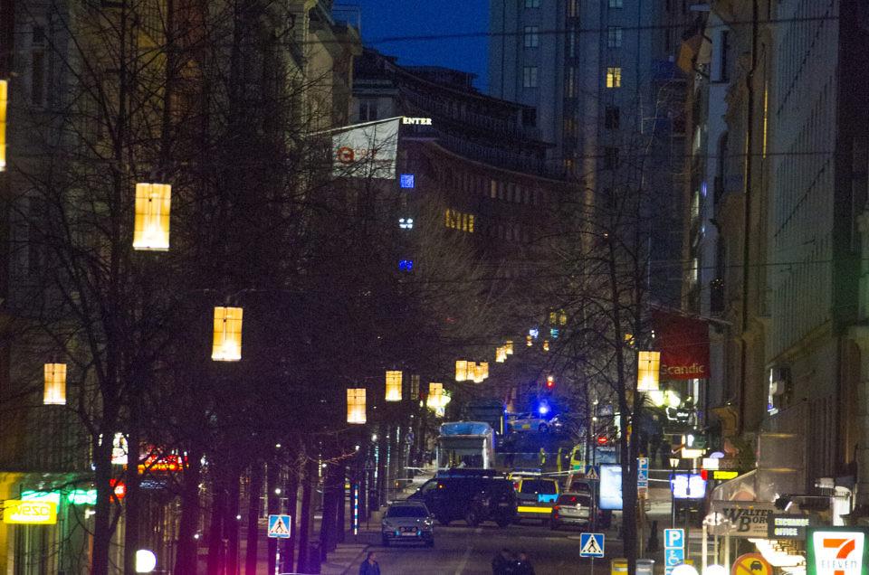 Terrorn slog till i Stockholm