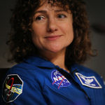 Astronaut Jessica Meier