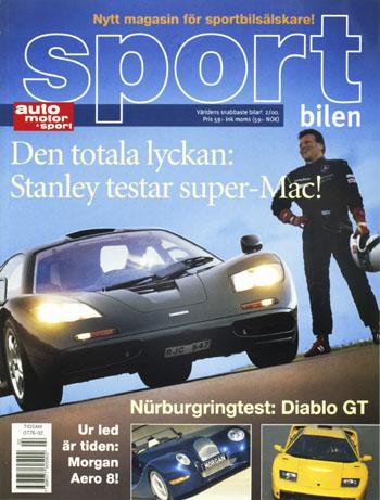 Auto Motor Sport - McLaren